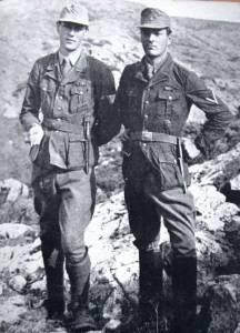 patrick-leigh-fermor-und-moss-in-deutscher-uniform