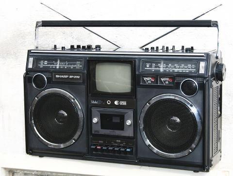 sharp-radio