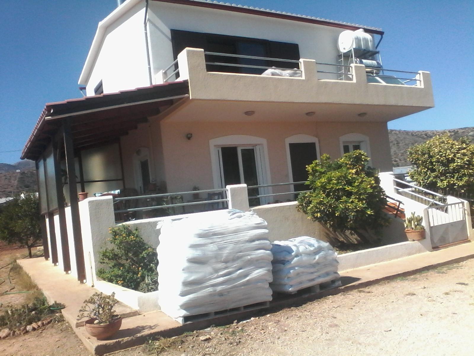 Haus Baumaterial