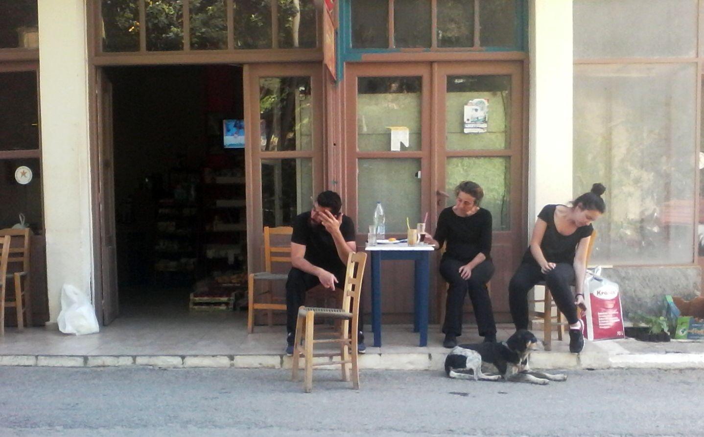 Kafenio Voutas