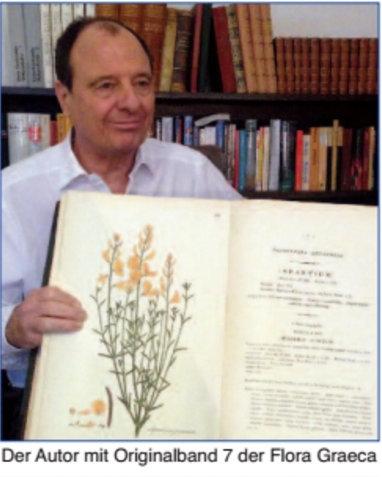 Flora Graeca Rainer Scheppelmann