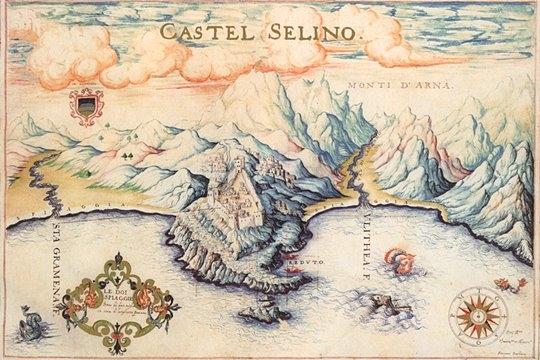 Selino Kasteli Karte