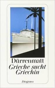 """Buchtipp: """"Grieche sucht Griechin""""."""