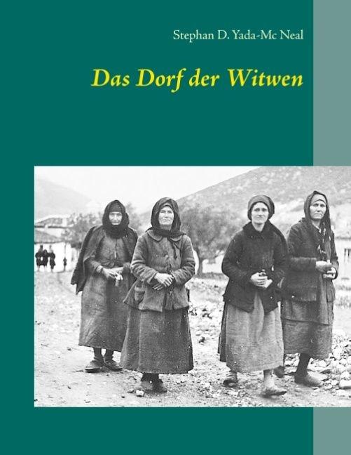 Buchcover Das Dorf der Witwen