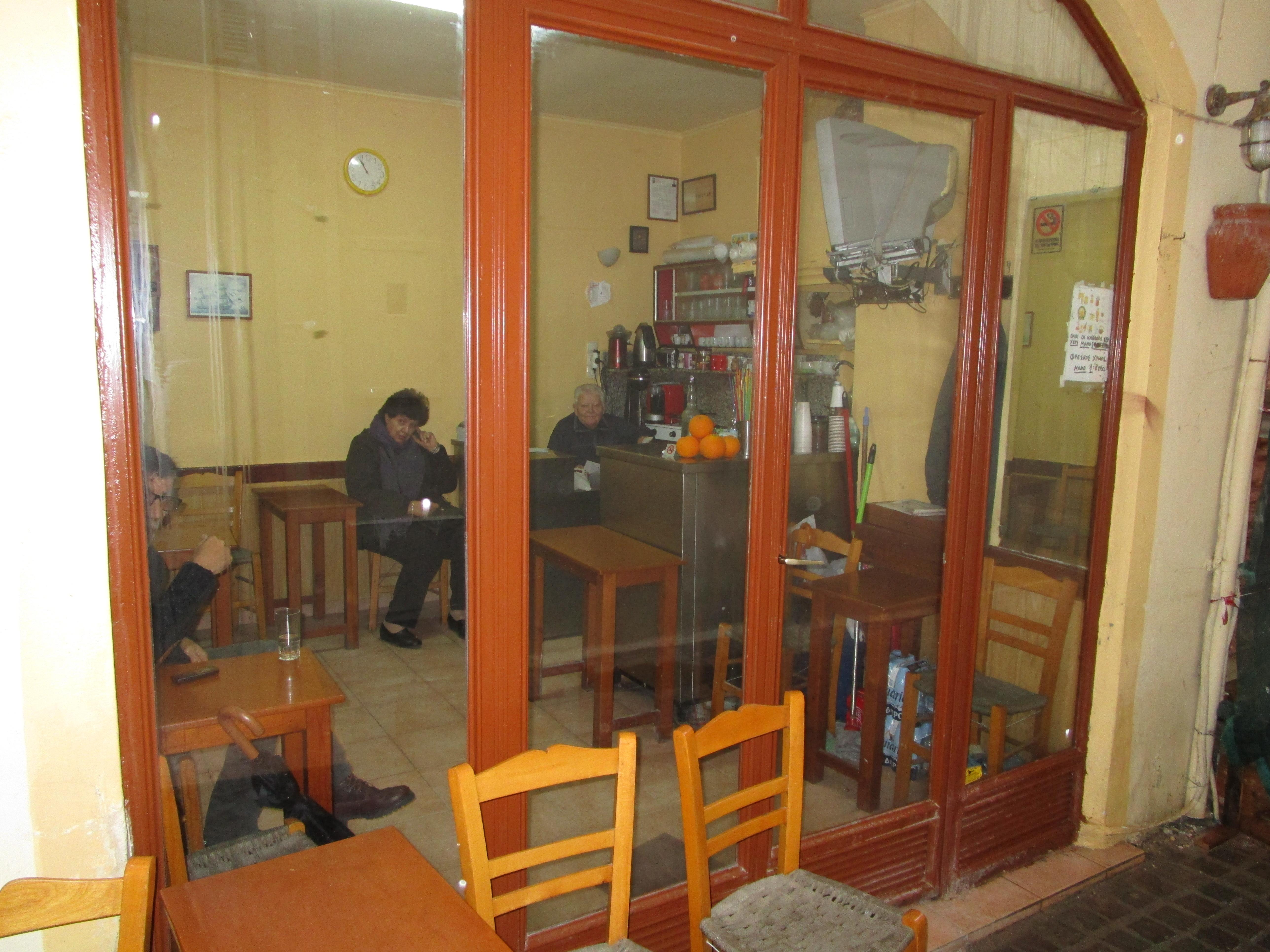 Chania Kafenio klein
