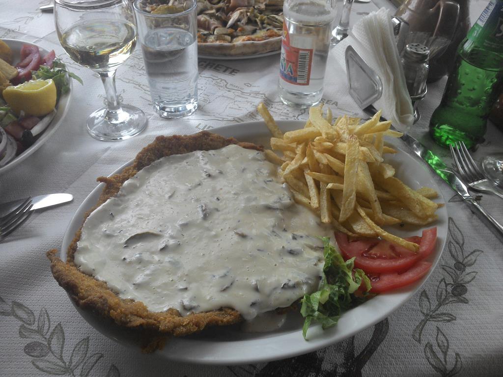 Pizzeria Schnitzel
