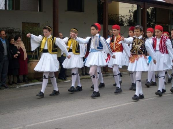 Griechische Bräuche