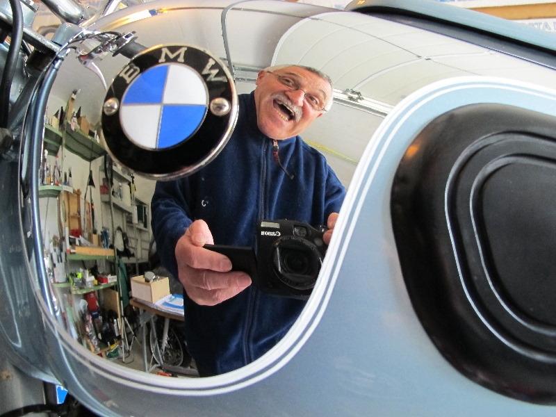 BMW Hans2