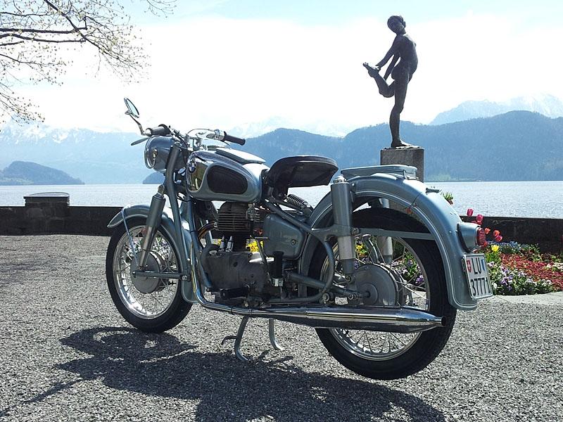 BMW Hans3