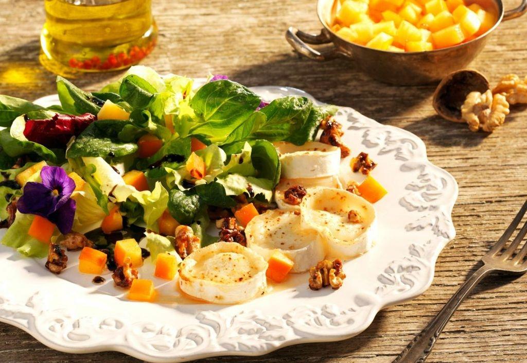 Kaki-Salat