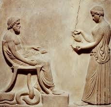 Asklepios und Hygeia