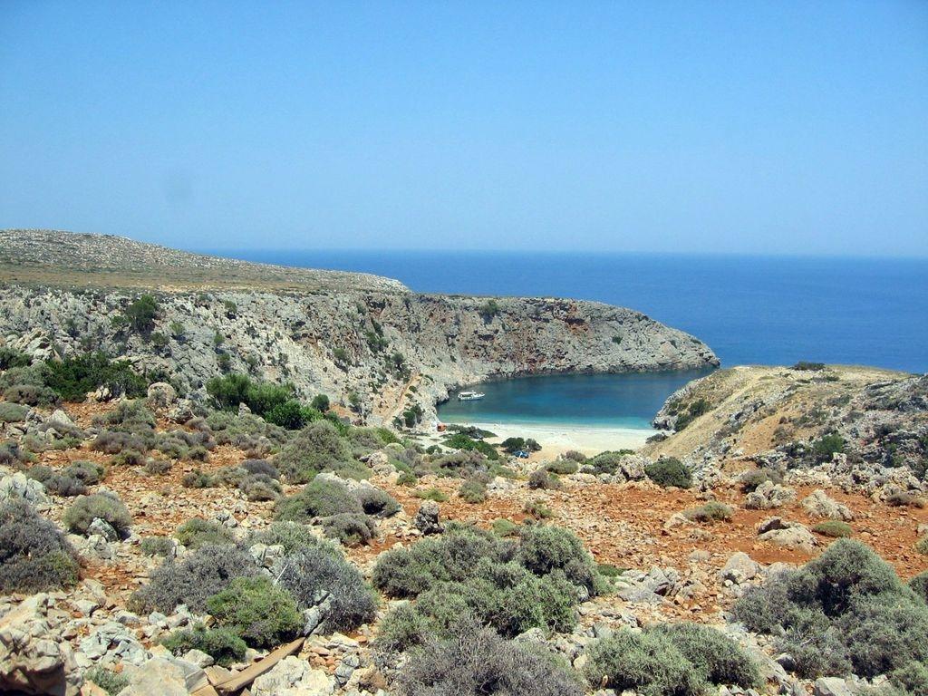 HG4 Rodopou - einsame Bucht Menies Bay