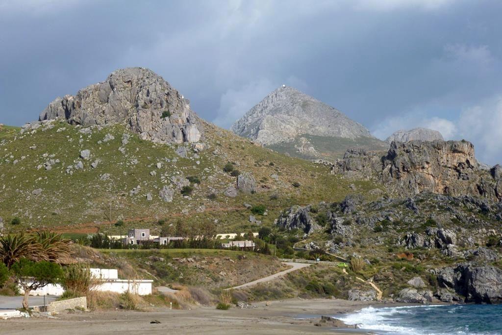 BL Bucht von Damnoni mit Timeos Stavros
