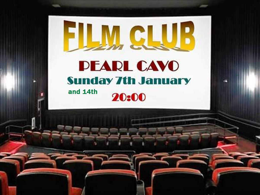 Film Club Pearl Cavo