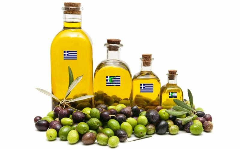 Olivenoel Flaschen