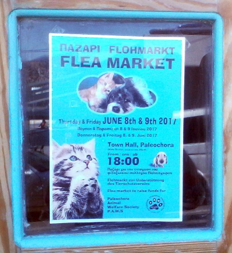 Flohmarkt Juni 2017