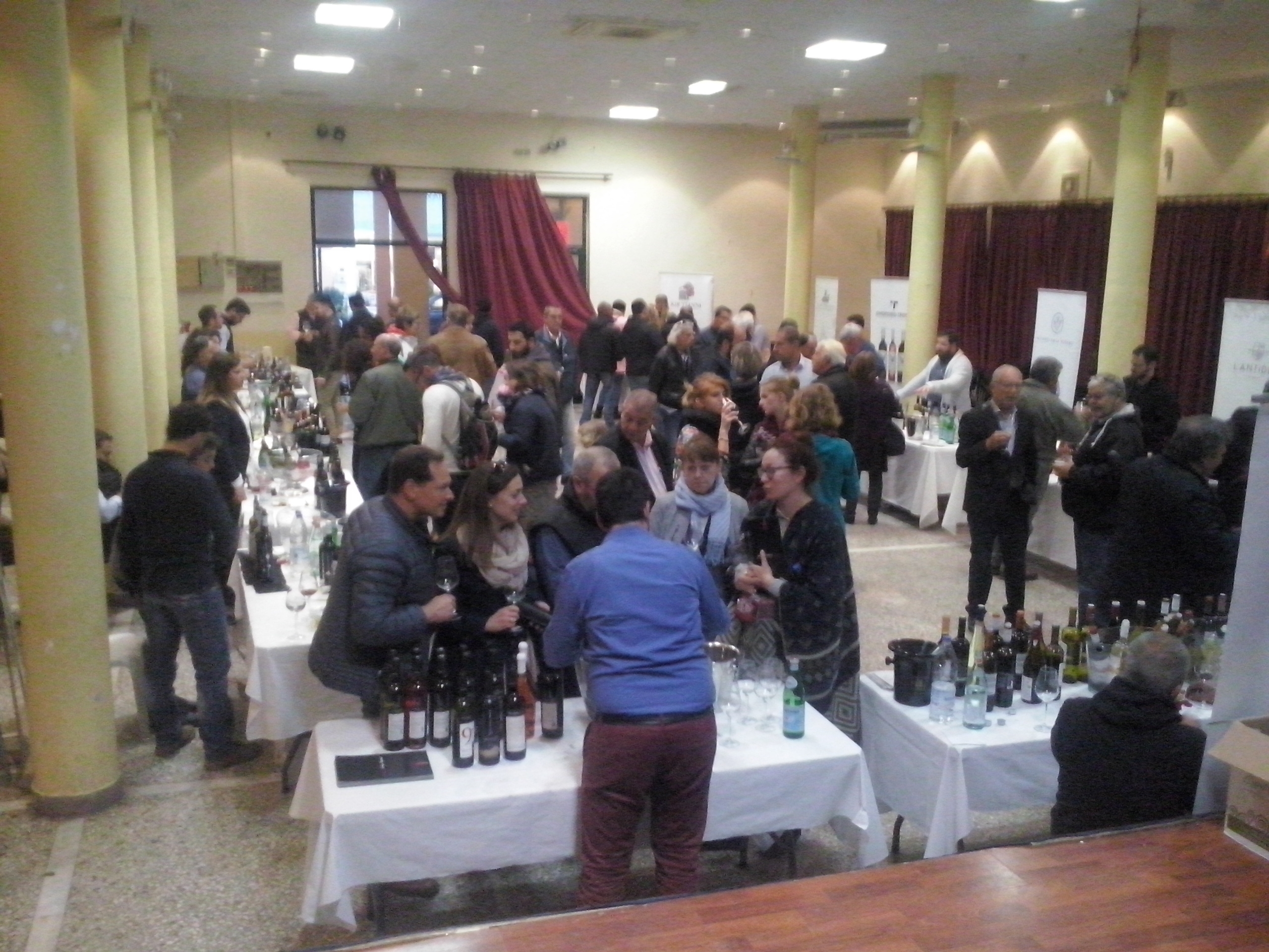 Weinfest 2017 gut besucht 1