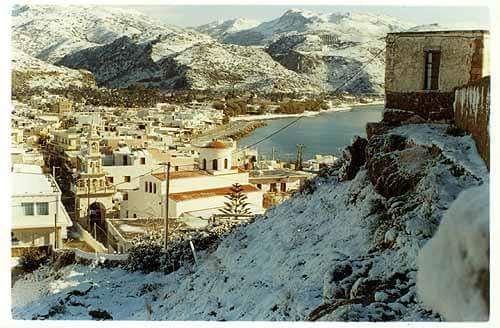 Paleochora im Winter 2004