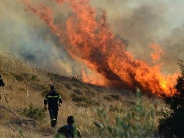 Feuer Kreta