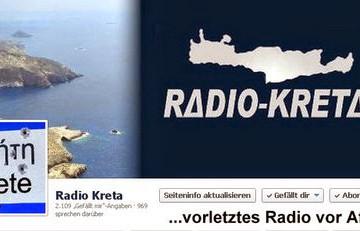 Radio Kreta - vorletztes Radio vor Afrika (1)