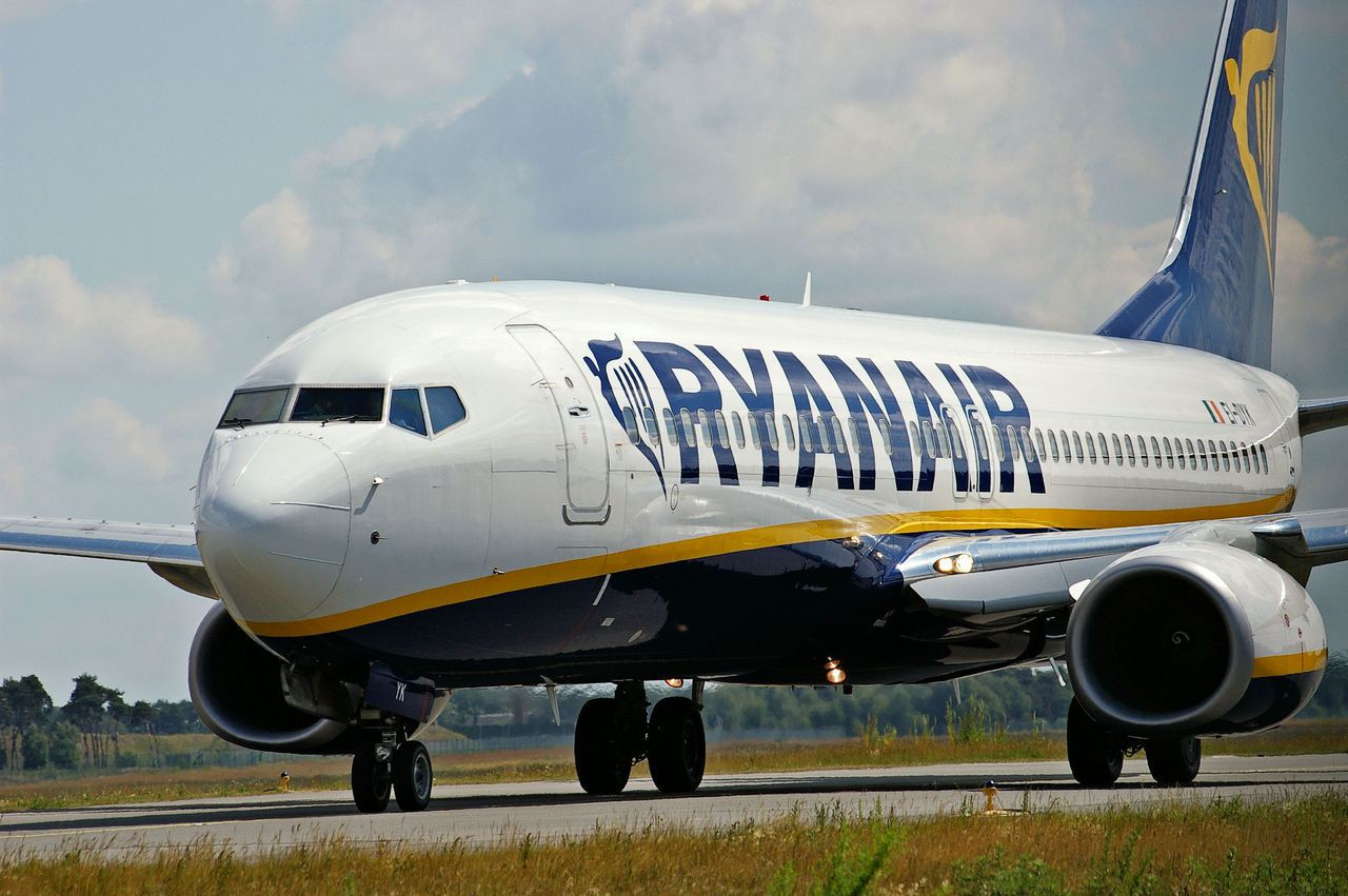 Ryanair Flieger