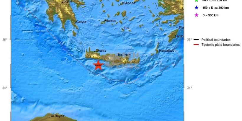 Gavdos-Erdbeben