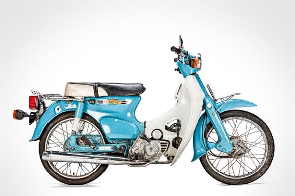 honda-c70-blau