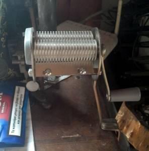 Tabakschneidemaschine