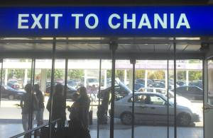 Chania Exit