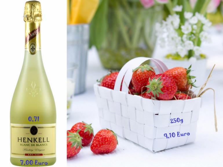 collage-champagner-und-erdbeeren