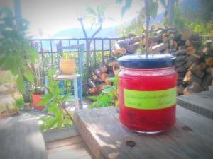 Wassermelonenmarmelade