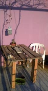 Tisch Palette