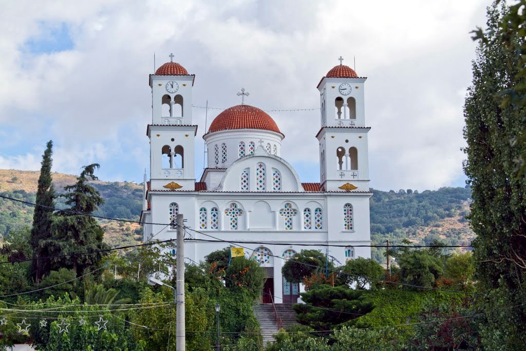 kandanos-kirche