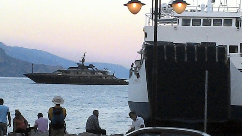 Boot von Armani