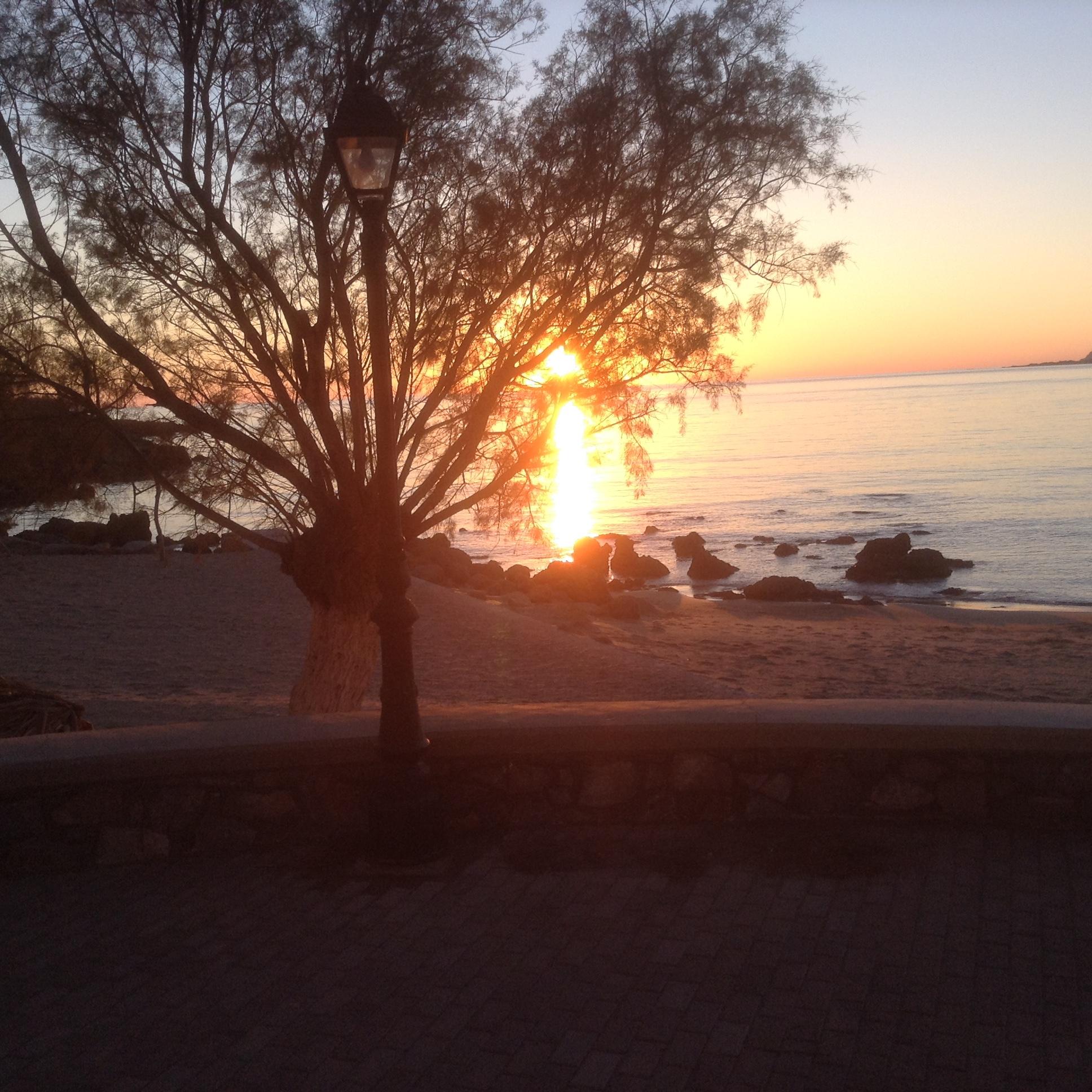 Toennemann Sonnenaufgang Sandy Beach
