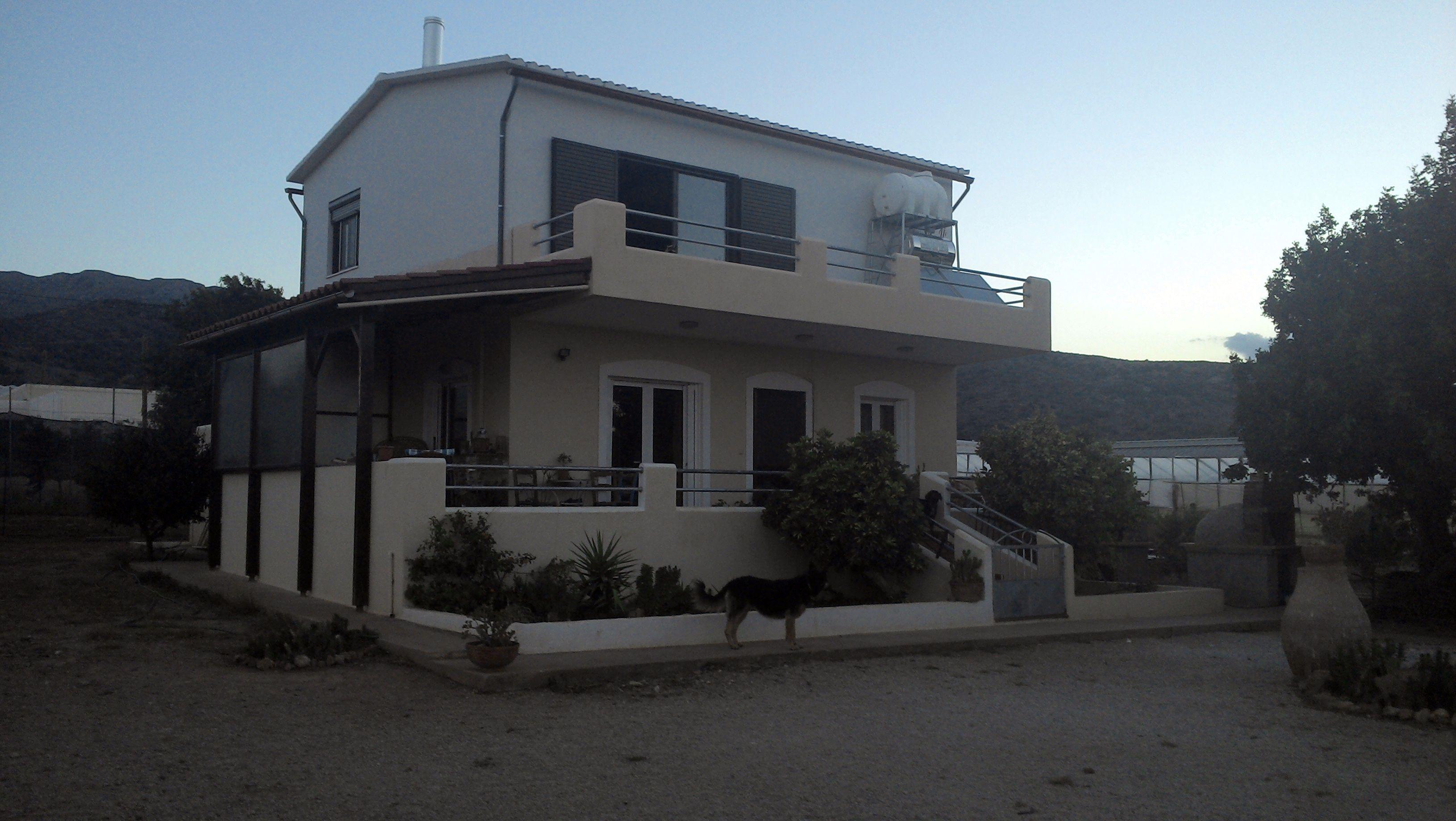 Haus erste Etage