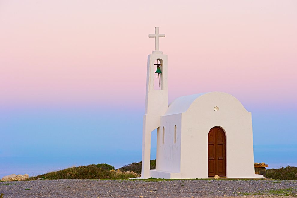 Kapelle Kreta