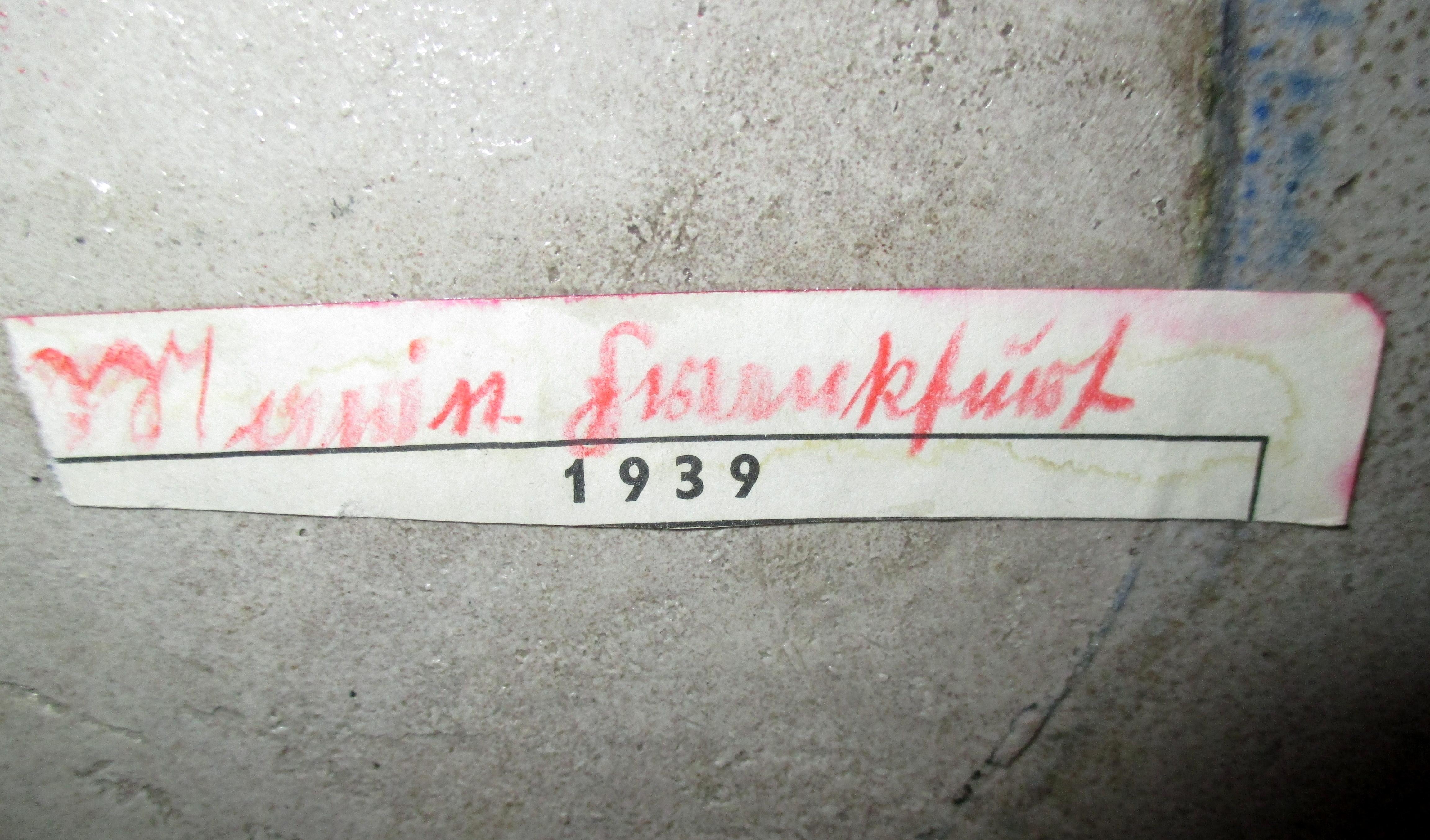 PV Dibbsche Inschrift