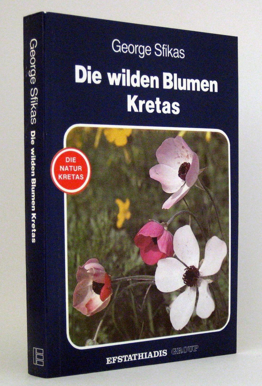 Buch Die wilden Blumen Kretas