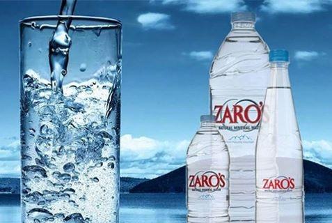 Zaros Wasser