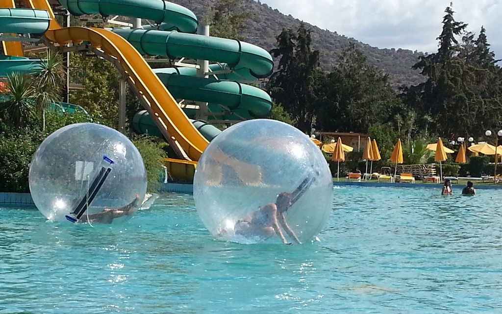 Aquapark Crazy