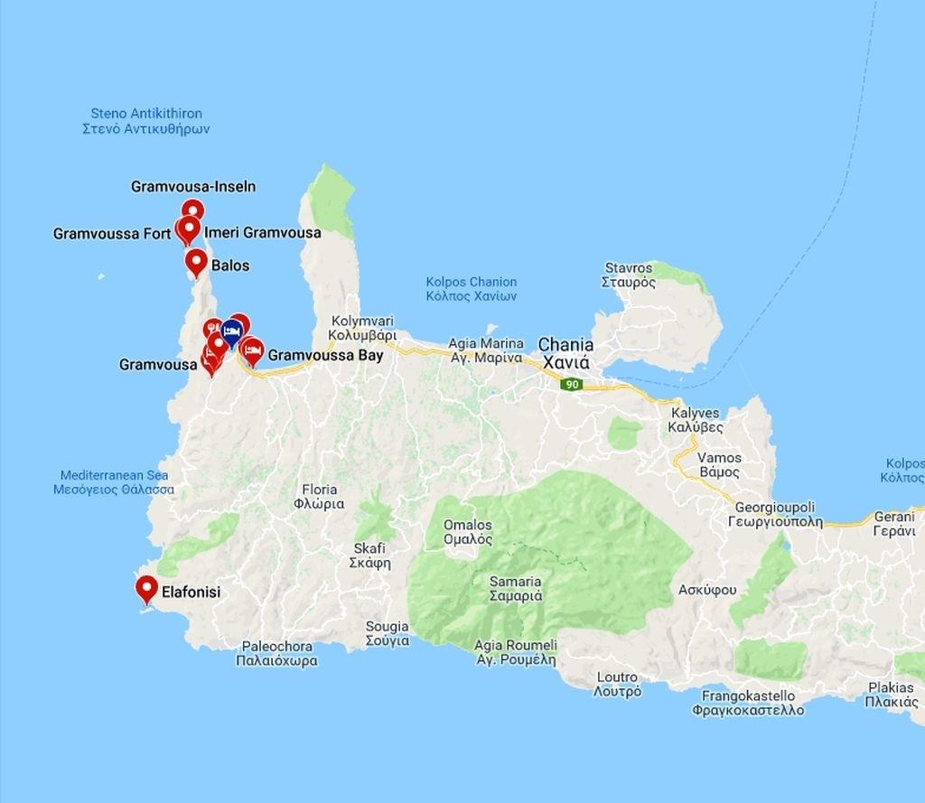 Mittelmeer Karte Inseln.Der Feuerfisch Invasion Im Mittelmeer Radio Kreta
