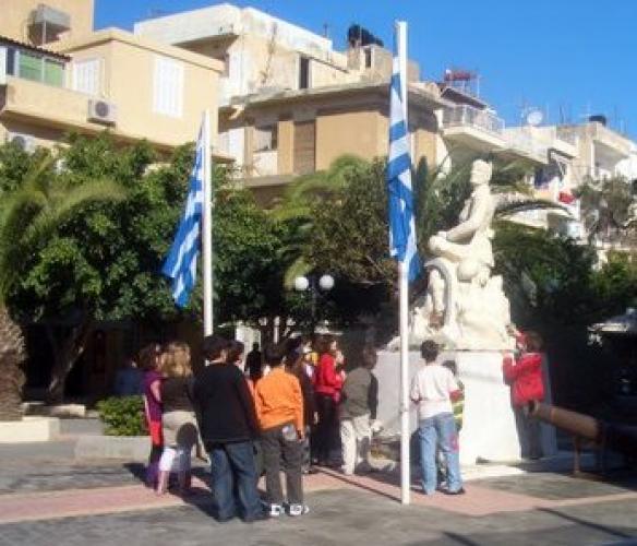 Nationalfeiertage Auf Kreta Der 17 November Radio Kreta