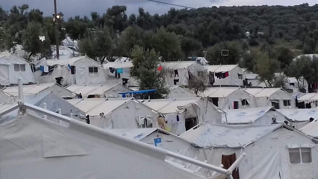 Kreta Flüchtlingslager