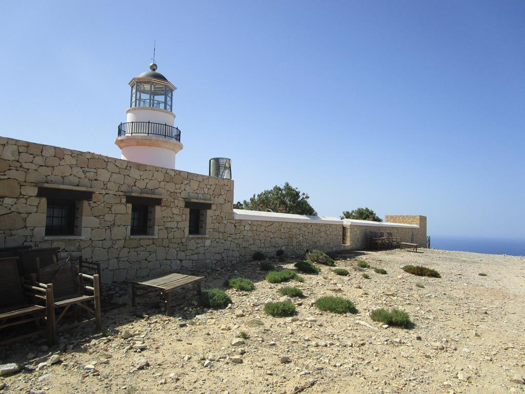 Gavdos Leuchtturm