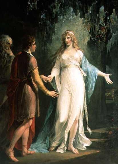 Gavdos Kalypso und Odysseus