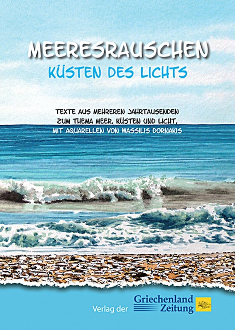 Buch Meeresrauschen Cover