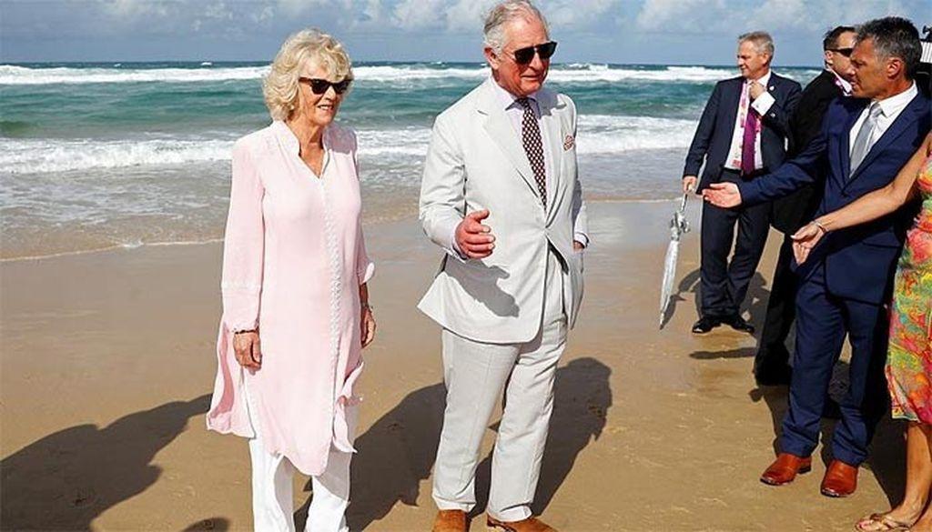 Charles und Camilla