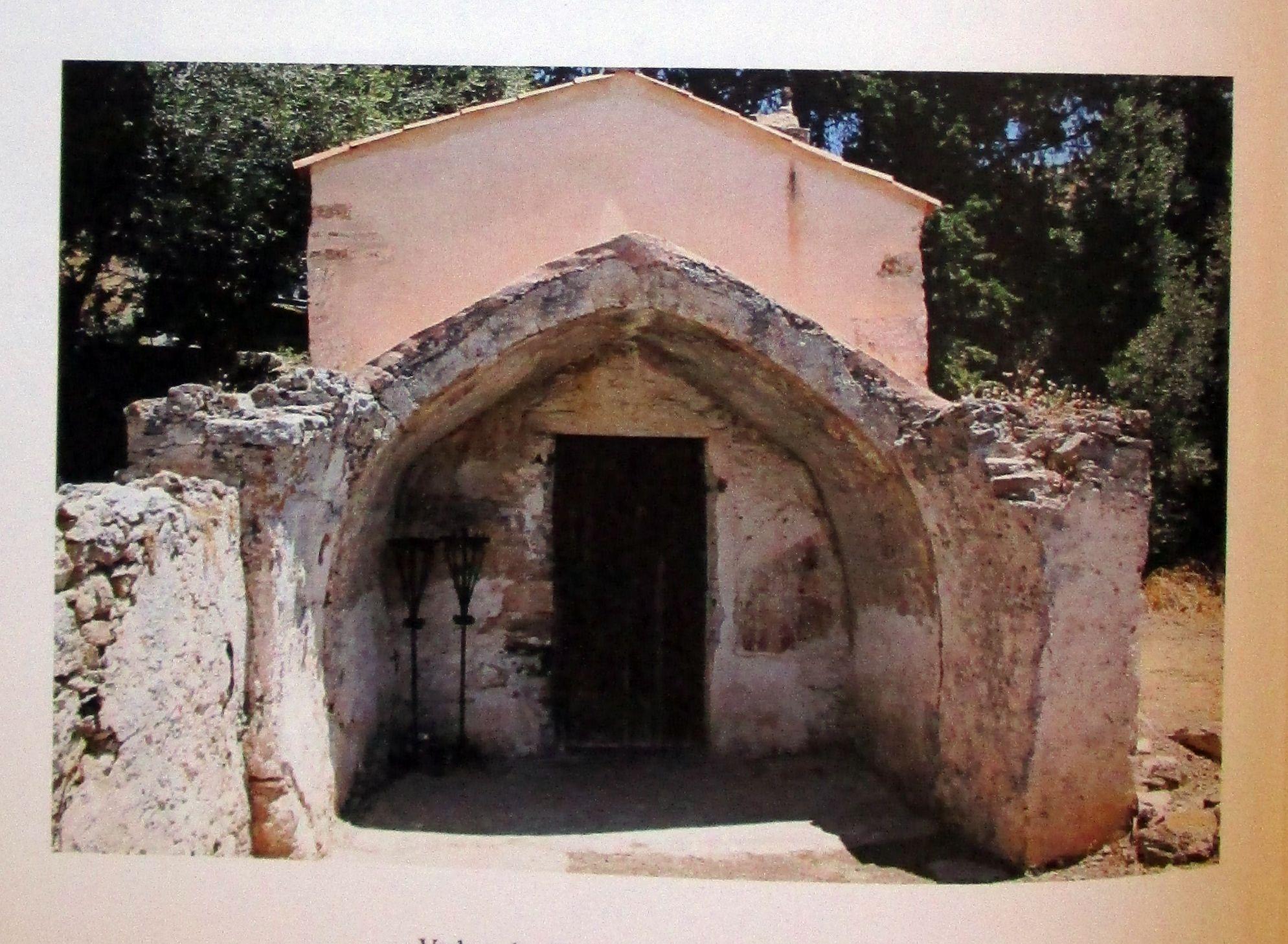 Kalamos Kirche