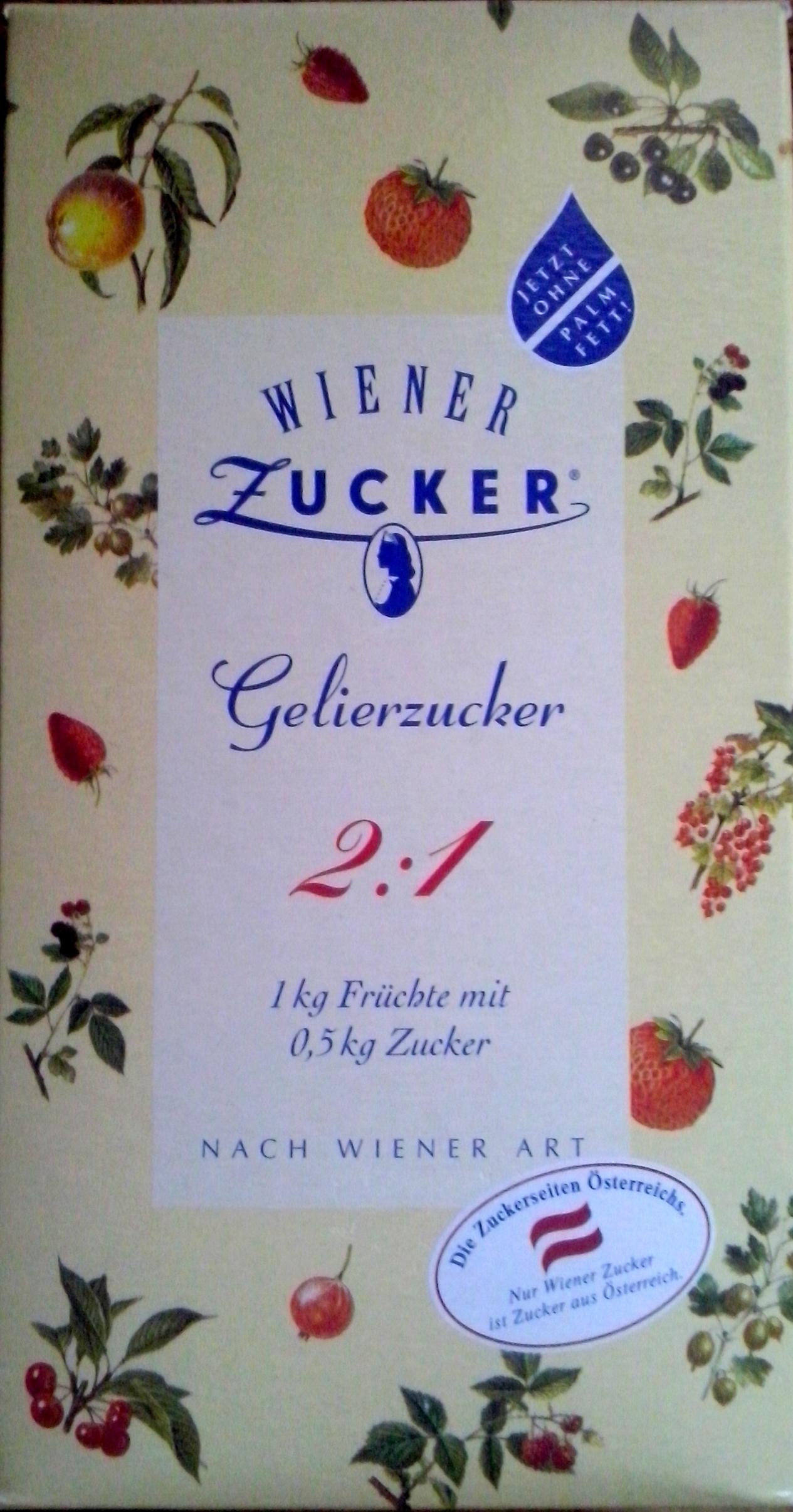 Wiener Zucker 1